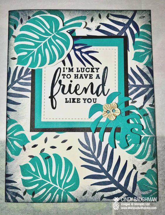 Для мамы, тропические открытки на день рождения своими руками