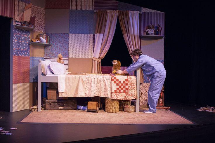 The Velveteen Rabbit, Tim Bray Productions, Pumphouse Theatre, Takapuna, Auckland, New Zealand, 2015