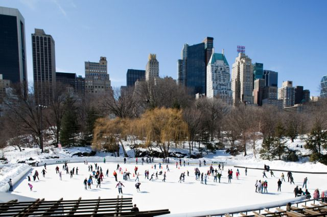 (PHOTO: Toby Adamson via Getty Images)  City breaks that are better in winter than summer:  New York City (There isn't a more magical time of year in New York than during the winter months when visitors can enjoy the lowest hotel room rates of the year, fabulous events such as NYC Restaurant Week and NYC Broadway Week, and see the city covered in snow. For travellers who land in the Big Apple for the festive period, there's ice skating under the 78ft Rockefeller Centre Christmas Tree and...)