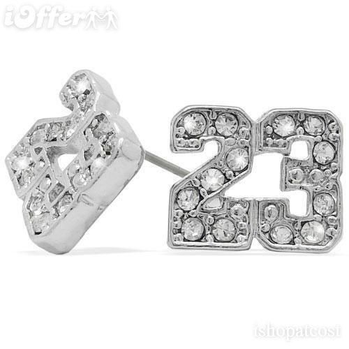 Air jordan earrings. YESSSS<3
