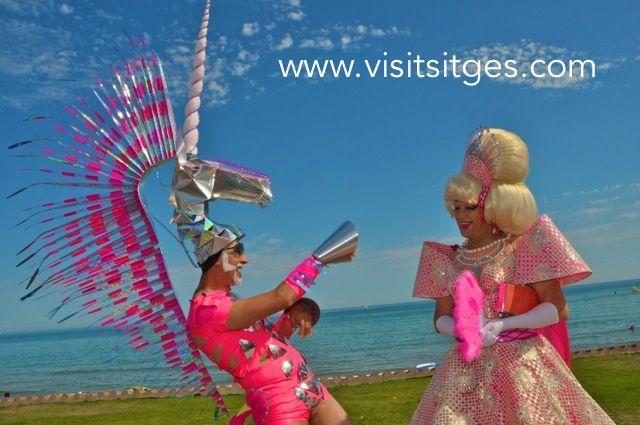 Gay Pride Sitges 2013   Flickr - Photo Sharing! http://www.visitsitges.com/en/fiestas-y-tradiciones/81-sitges-gay-pride