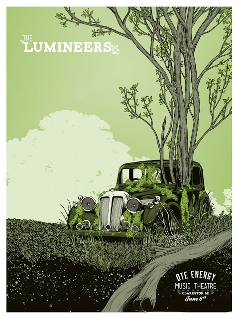 Lumineers-Clarkston-Poster-Erica-Williams