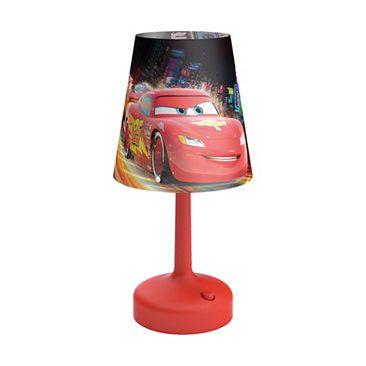 Philips Tragbare LED Nacht-/Tischleuchte Cars
