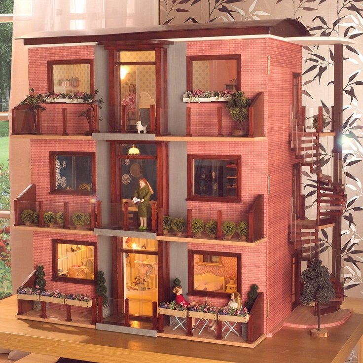 Looking For Apartments: 1000+ Images About Dollhouse Fun On Pinterest