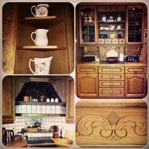 Hamran kjøkkenet vårt :)