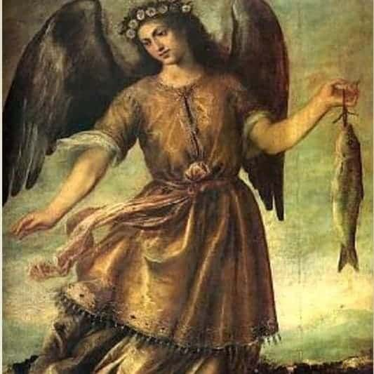 Image result for st raphael patron saint of lovers