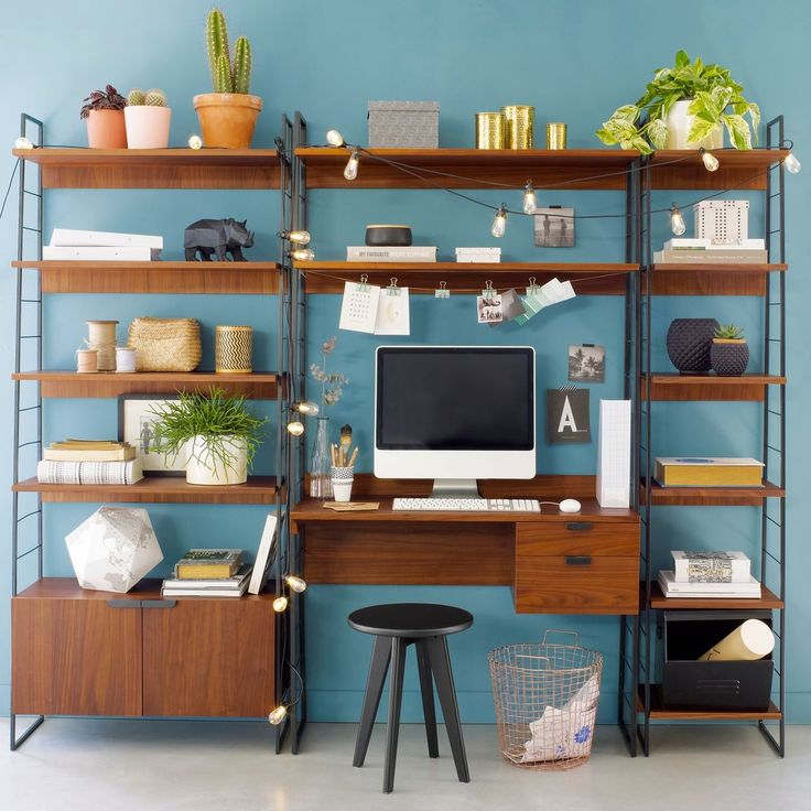 Best 25 caisson bureau ideas on pinterest caisson de for Bureau etagere