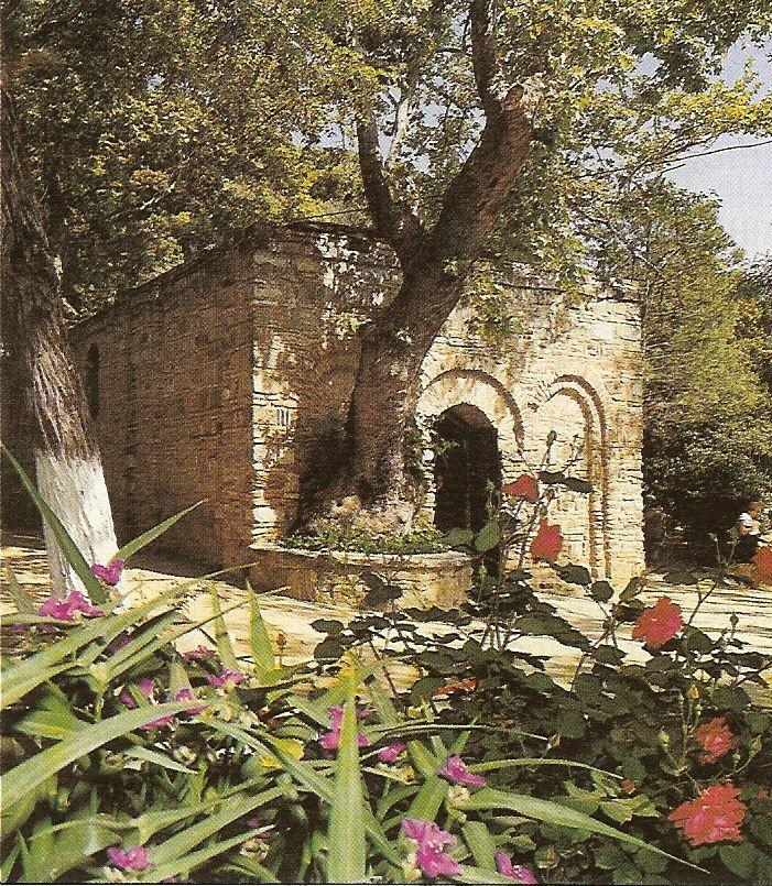 Meryem Ana Evi - Vikipedi-16 AĞUSTOS 1953 - Papa XII. Pius'un verdiği imtiyazla İzmir Selçuk'ta inşa edilen Meryem Ana Evi açıldı.