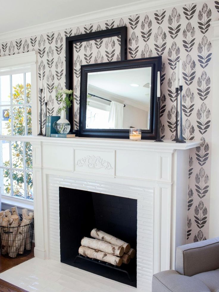 Joanna Gaines Mantle Decor Inspirational Best 59 Fireplace ...