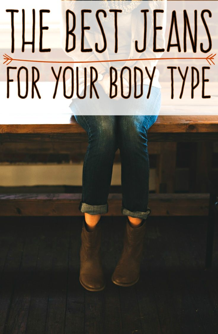 THE BEST JEANS FOR YOUR BODY TYPE - Fashion Veer