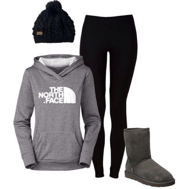 Nice, comfy outfit