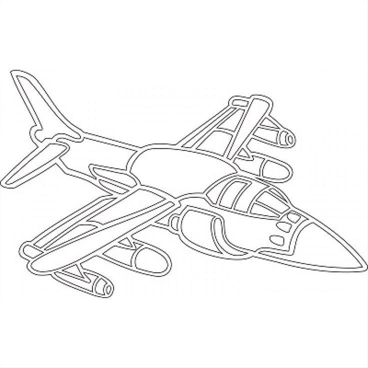 Шаблоны самолетов для открытки, картинки про