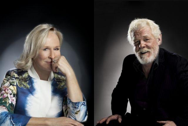 Cineast: Ник Нолти и Гленн Клоуз сыграют престарелого рокера и его жену