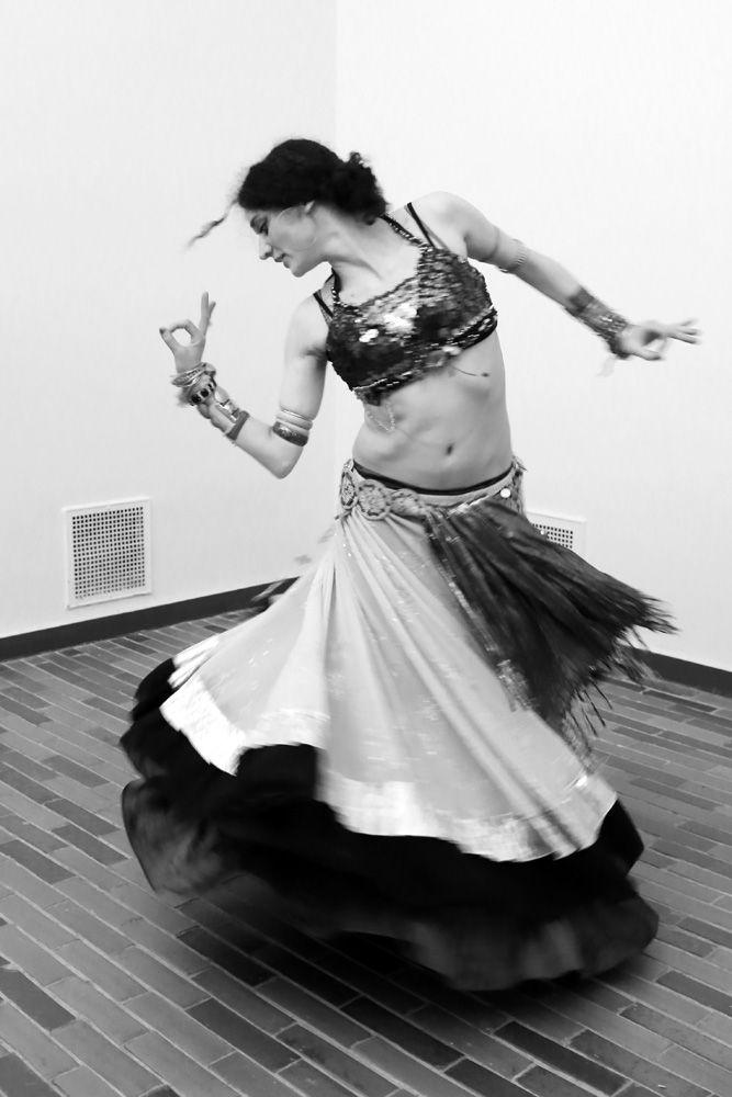 Photo from Žaneta Fleknova, dancer Lucie Slaninová