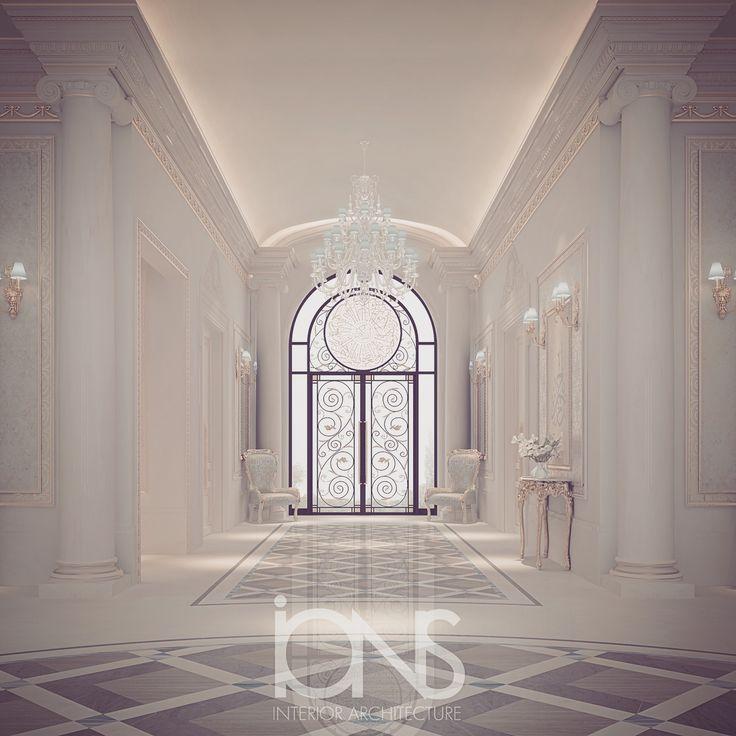 Foyer Decor Uae : Best luxury entrance lobby designs by ions design