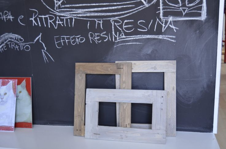 KISSE Rispetta – KISSE cornici in legno riciclato