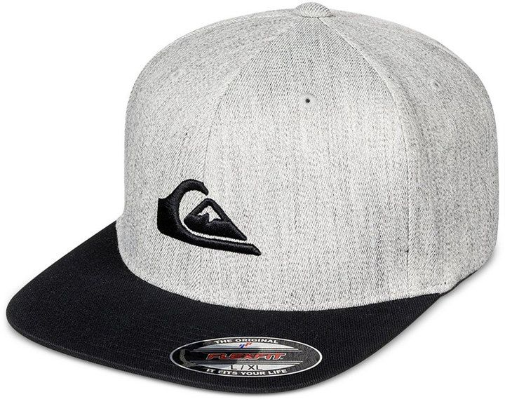 Quiksilver Men's Stuckles Flexfit Hat