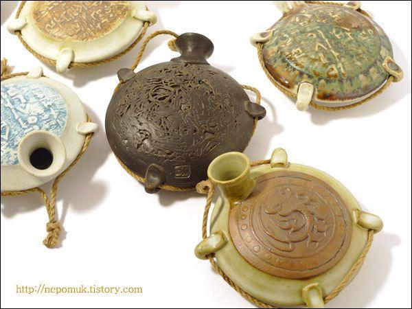 책방 옆 도자기가게 :: 자라병 이야기 - 현대에 재탄생된 도자기 조형예술품