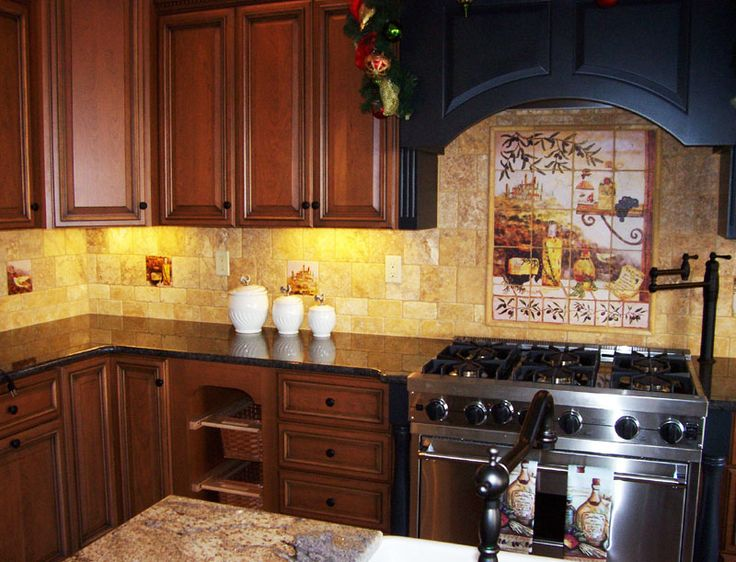 tuscan kitchen design google search - Tuscan Kitchen Ideas