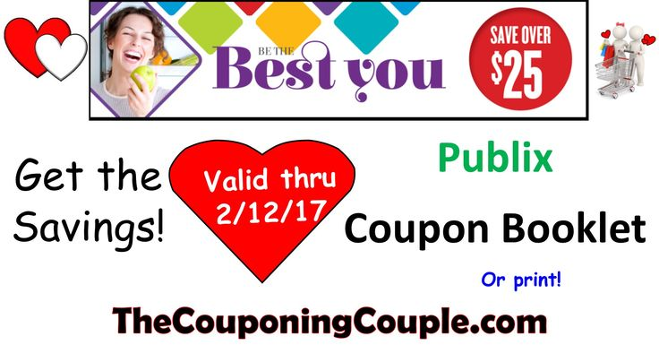 "PUBLIX coupons ~ New Jan 2017 ""Be the Best You"" Coupon Booklet or printables! List of Publix/mfq coupons.  Click the link below to get all of the details ► http://www.thecouponingcouple.com/jan-2017-be-the-best-you-publix-coupon-booklet/ #Coupons #Couponing #CouponCommunity  Visit us at http://www.thecouponingcouple.com for more great posts!"