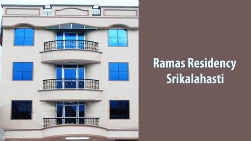 Ramas Residency Srikalahasti Situated in Srikalahasti, Ramas Residency is 300 metres from Srikalahasti Temple. Free WiFi is featured .  The accommodation comes with a TV. Bed linen is provided.  Guests can enjoy a meal at the on-site restaurant.  Tirupati Airport is 22 km away.