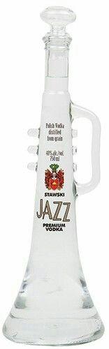 Jazz Trumpet Bottle Polish Vodka