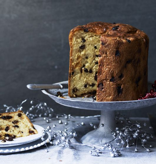 Paul Hollywood's version of panettone is a recipe that sits between the classic panettone and a brioche