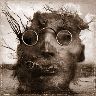 Dave McKean - is an illustrator, photographer, sculpter and painter who combines numerous techniques to make his images.  He has designed many comics, album covers, book illustrations etc. Remember you can combine techniques to produce something really interesting and original.