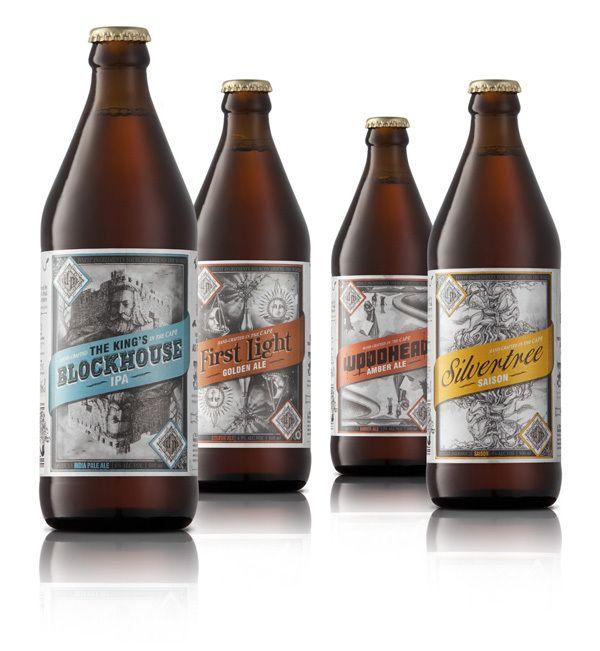 Devil's Peak, a Cape Town micro brewery.  by MUTI