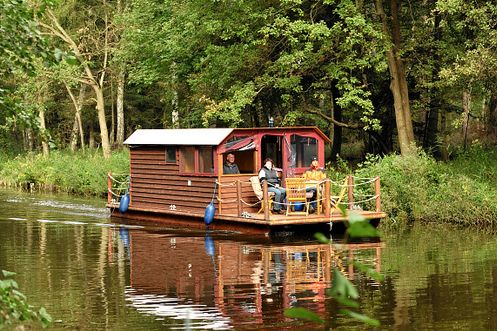 Rent rafts and raft trips   Pictures of the raft driving   Tom Sawyer Tours