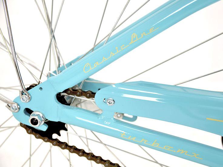 Bicicleta Turbo Malibú Woman R26-Liverpool es parte de MI vida