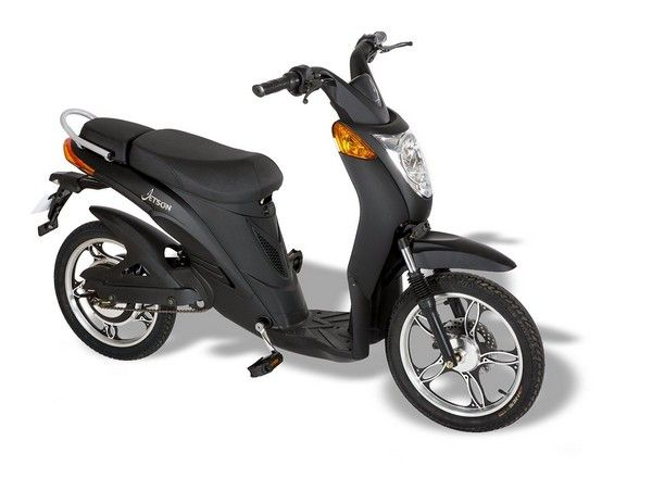 Jetson Lithium Ion Powered Electric Bike
