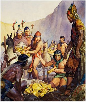 spanish conquest over the incas The spanish conquest of the inca empire was one of the most important campaigns in the spanish colonization of the americasafter years of preliminary exploration and military skirmishes.