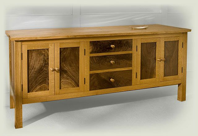 sideboard | Exquisitely crafted handmade designer sideboard in contemporary design
