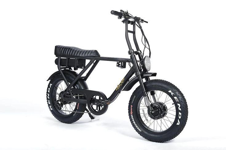 Dclass dualmotored scrambler ebike fast electric bike