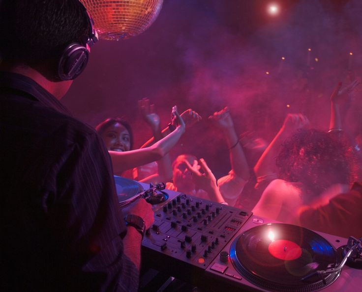 Hispanic dj playing at nightclub by Gable Denims on 500px