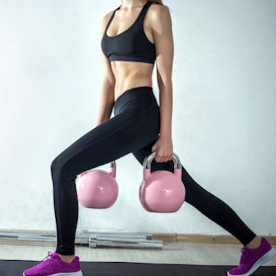 A Must-Try 20-Minute Kettlebell Routine That Tones Every Part of Your Body