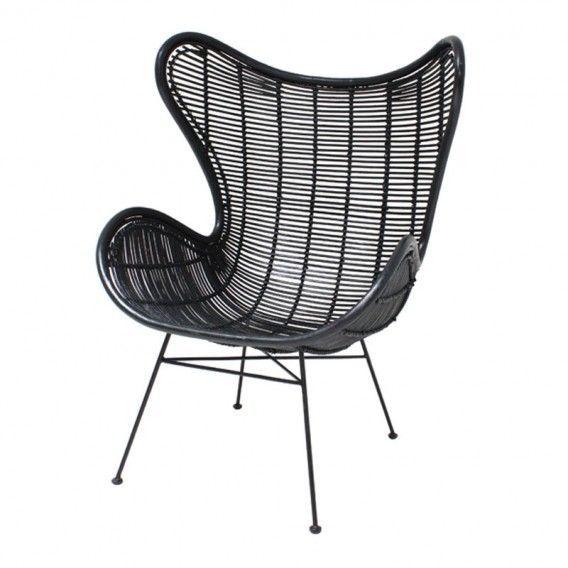 Egg Chair Rotan.Egg Chair Rotan Home24 Nl Eggchair With Images Rattan Egg