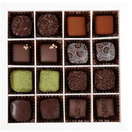 Matcha Chocolate Box-handmade UK chocolates