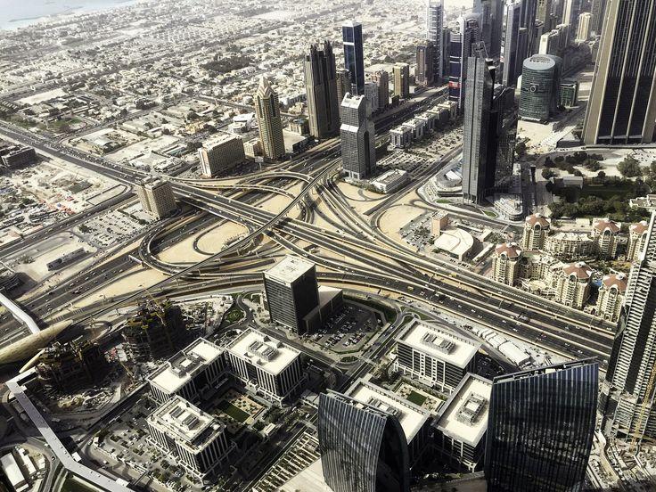 Burj Khalifa view, Dubai, UAE #evishaindubai