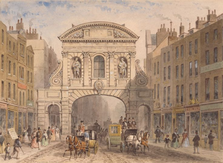 Two Nerdy History Girls: London Traffic Rules of the 1800s