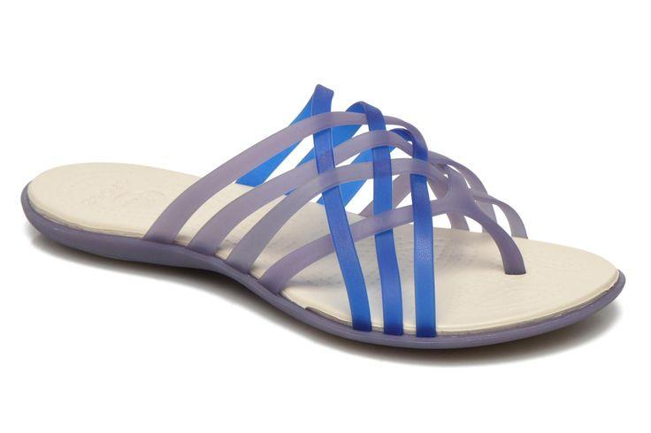 Chodaki Huarache Flip Flop Women Crocs