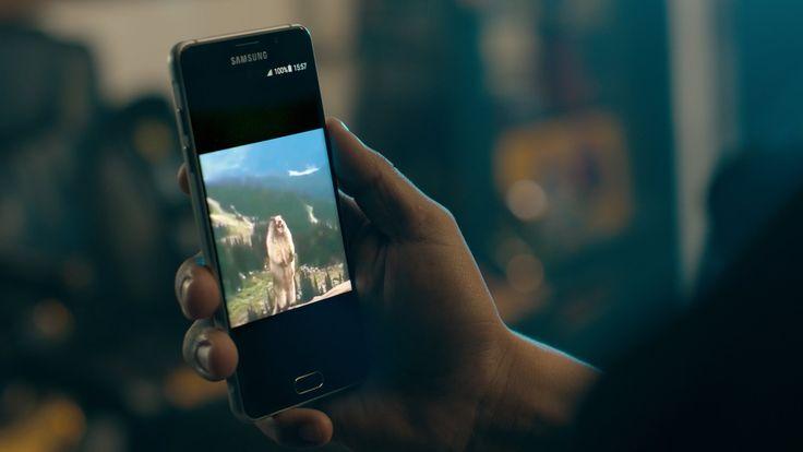 Samsung Galaxy A – Spot TV