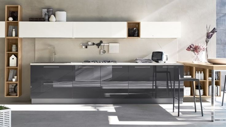 cucine moderne stosa - modello cucina aleve 05