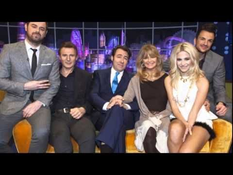 Goldie Hawn with Jonathan Ross