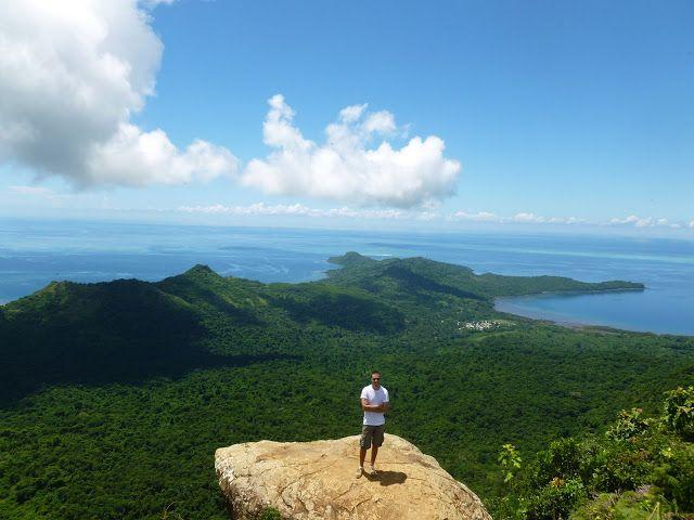 Mayotte - Vue du mont Choungui