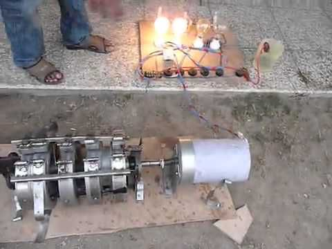Free Energy Selfrunning Magnet Motor ??? - Fact or Fake ? Wasif Kahloon ...