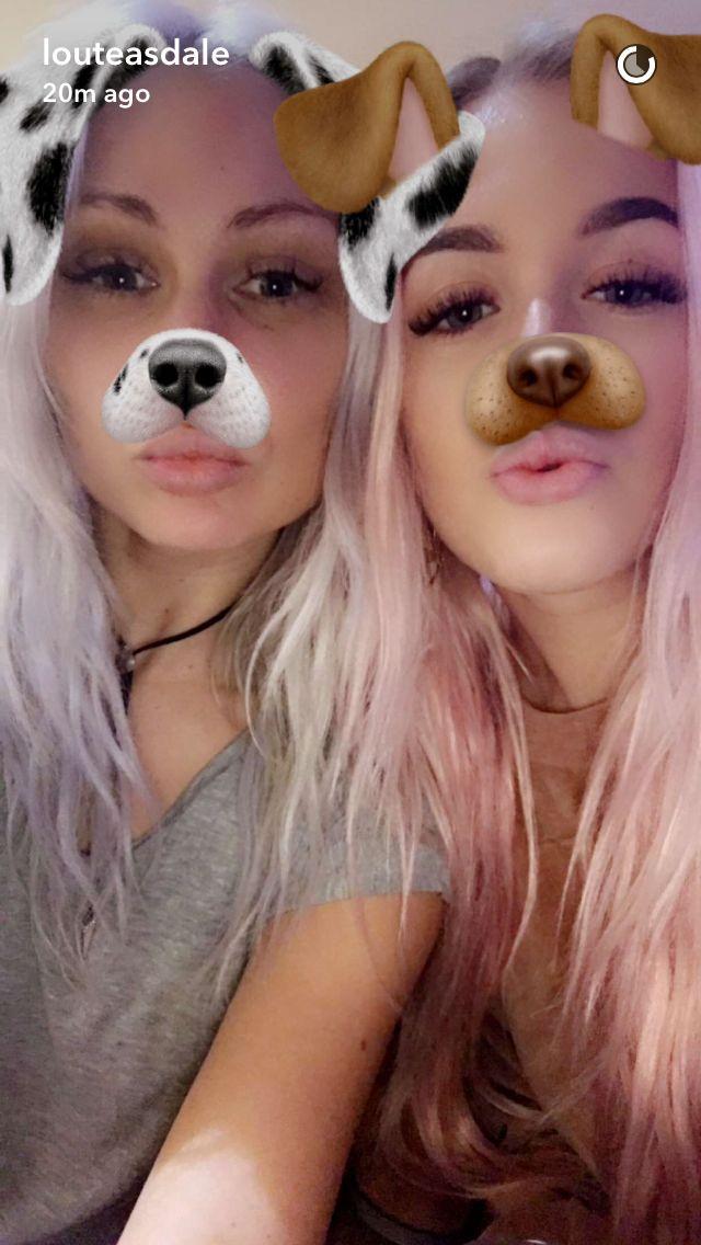 Lou and Lottie Pinterest | @givememynameplx