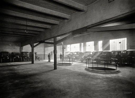 28 best images about cool vintage garages on pinterest for Garage mercedes paris 17 rue cardinet