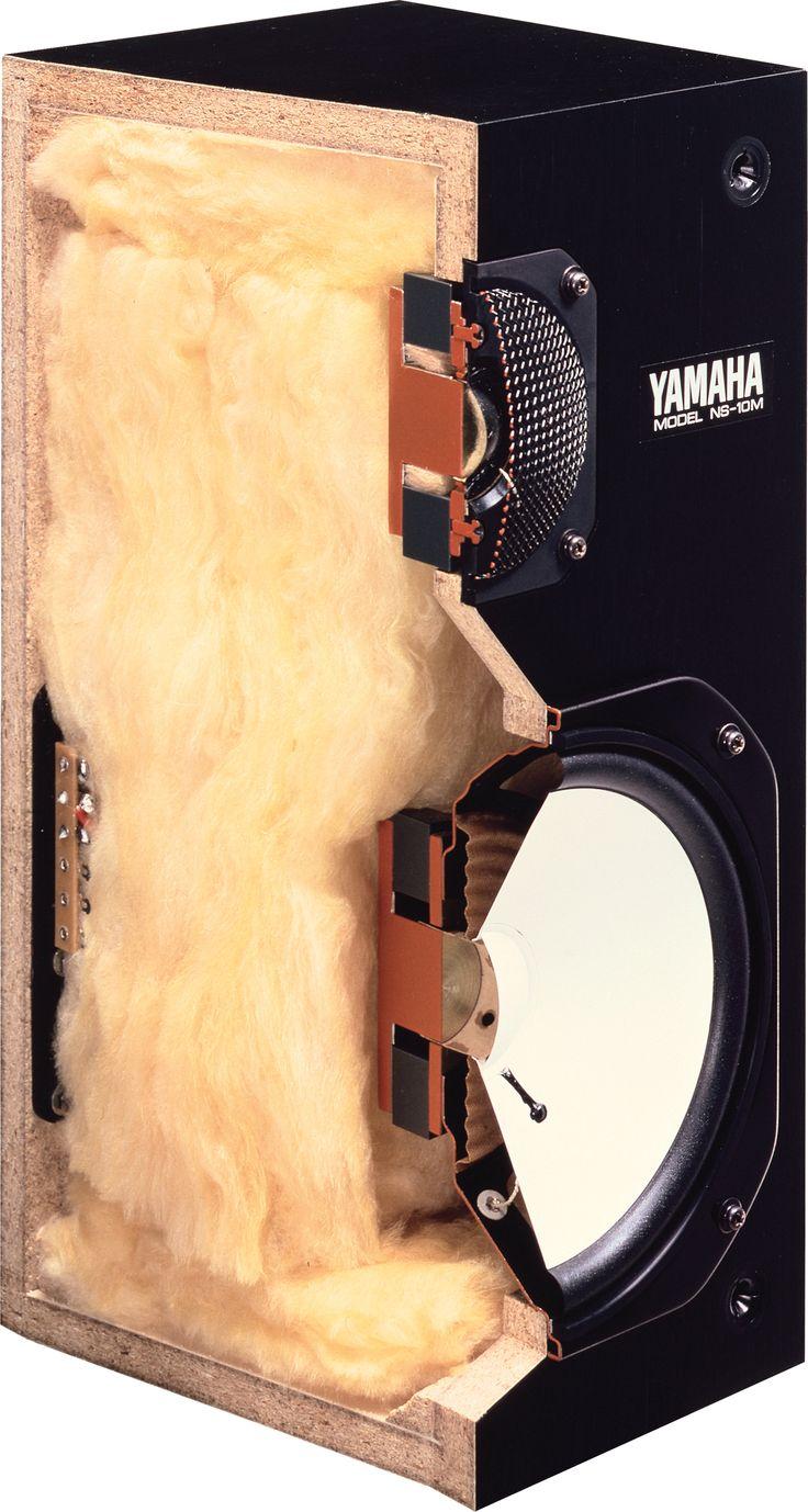 Studio Icons: Yamaha NS-10 - MusicTech   MusicTech